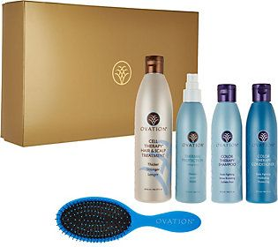 Ovation Cell Therapy 5 Piece Holiday Gift Set