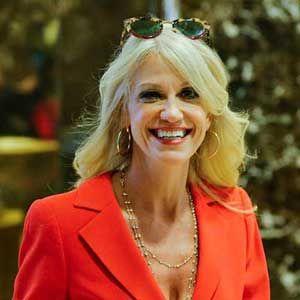 Kellyanne Conway wiki, affair, married, husband, children, age, net worth