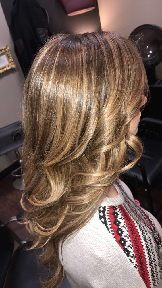 Light Brown Hair Color