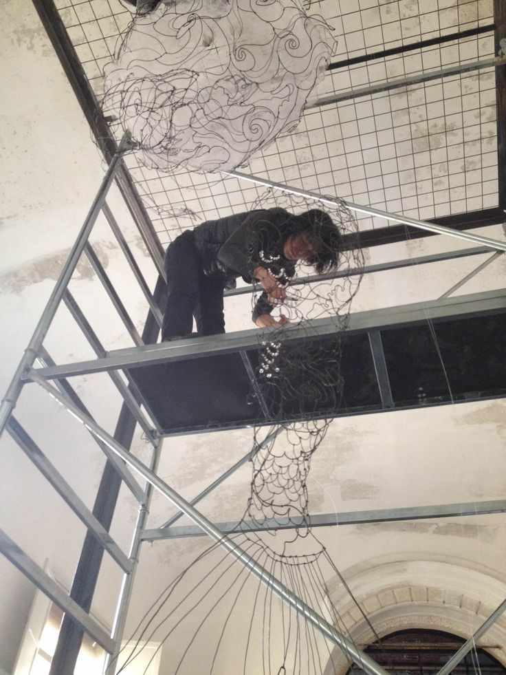 """Dornbracht e Kaldewei hanno partecipato a Bologna Water Design 2014 presso gli spazi dell'ex ospedale dei Bastardini di Bologna con l'installazione """"Abissi Inossidabili"""", un progetto a cura di MIRO architetti."""