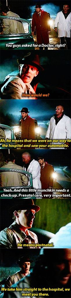 Legends of Tomorrow Mick Rory Rip Hunter 1x12<<I love how absolutely nothing is done to stop this obvious kidnapping by these obvious not-doctors.
