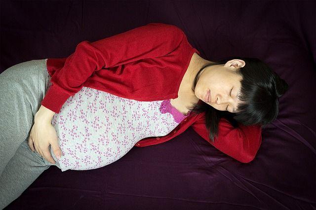 Sodbrennen während der Schwangerschaft