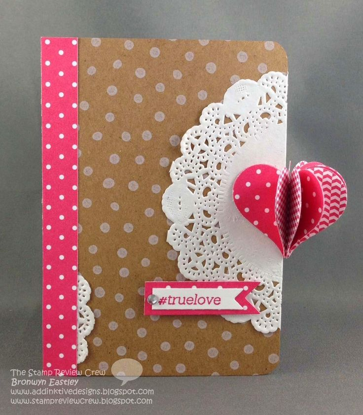 addINKtive designs: My Debut on The Stamp Review Crew - Valentine Free For All