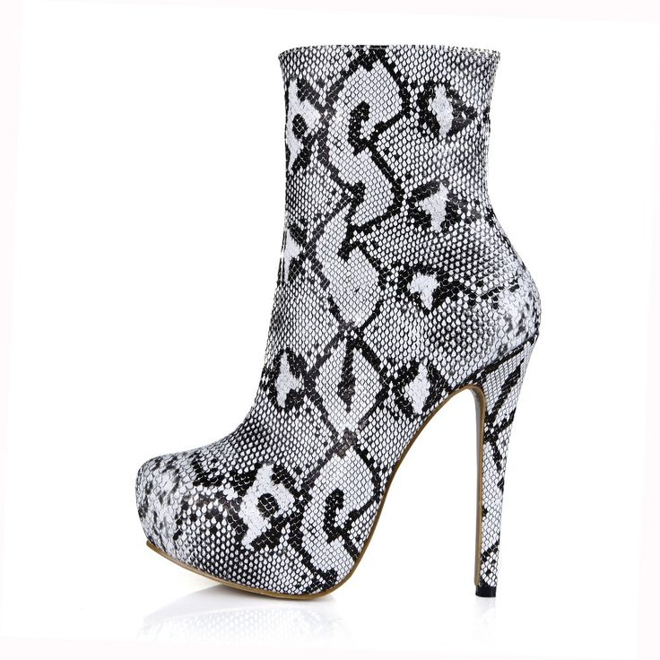 ReShop Store now has Snakeskin Autumn ... - #buy #sexy here http://www.reshopstore.com/products/snakeskin-autumn-winter-ankle-boots-round-toe-stiletto-high-heels?utm_campaign=social_autopilot&utm_source=pin&utm_medium=pin