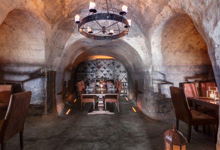 Secret Wine Restaurant