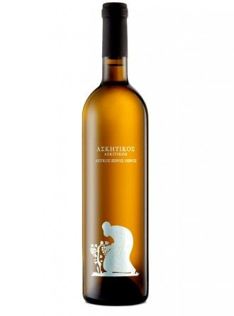 Theopetra Estate, Askitikos White, White Dry Wine, Trikala, Greec