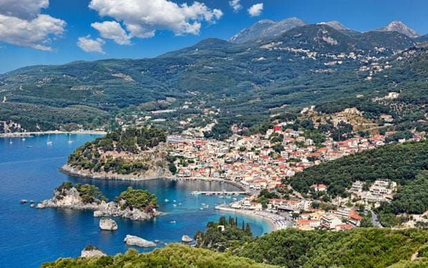 This little-known region of the Greek mainland has the world's deepest gorge, a landscape like Scotland's and mountain villages to rival those of Provence, says Caroline Shearing