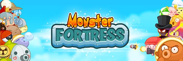 Monster Fortress Game on Behance
