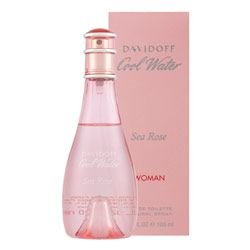 Cool Water Sea Rose EDT 100.0 ml