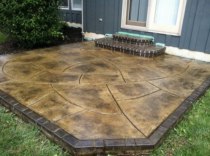 17 Best Images About Kansas Decorative Concrete