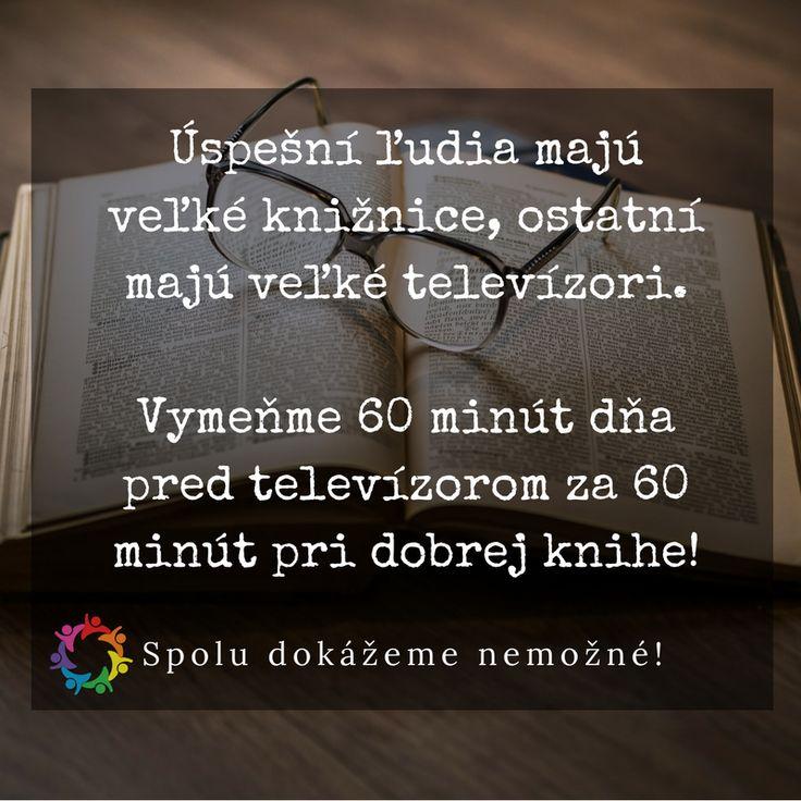 Vymeňme 60 minút pred telkou za 60 minút pred dobrou knihou. @jozbas @basmajo310 @robinsharma @andywinson  @milanvaskoofficial #poddotoho Ako byť 1👉https://loom.ly/b6NPS1g  #basmajo310 #basmajo #robinsharma #andywinson #lifestyleuniversity #partnersgroup #motivacia #motivaciakuspechu #motivation
