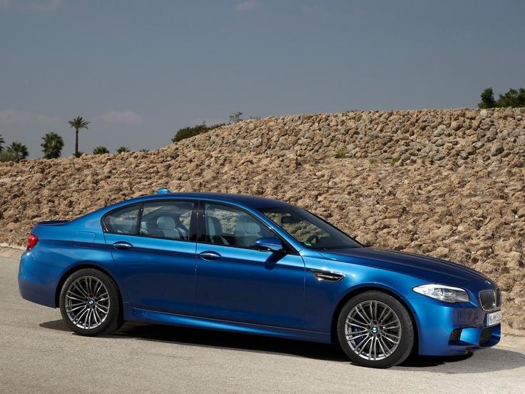 2012 BMW M5...........YES PLEASE!!