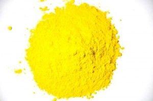 GIALLO DI CHIOLINA (E104) colorante sintetico che in associazione all E951 (ASPARTAME) può attaccare le cellule nervose 7 volte di più che se usato singolarmente. DA EVITARE!!