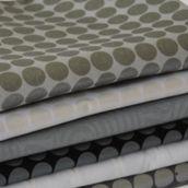"FQ Bundle Cottons: ""VIP"" Mirror Ball, 6 Fabrics"