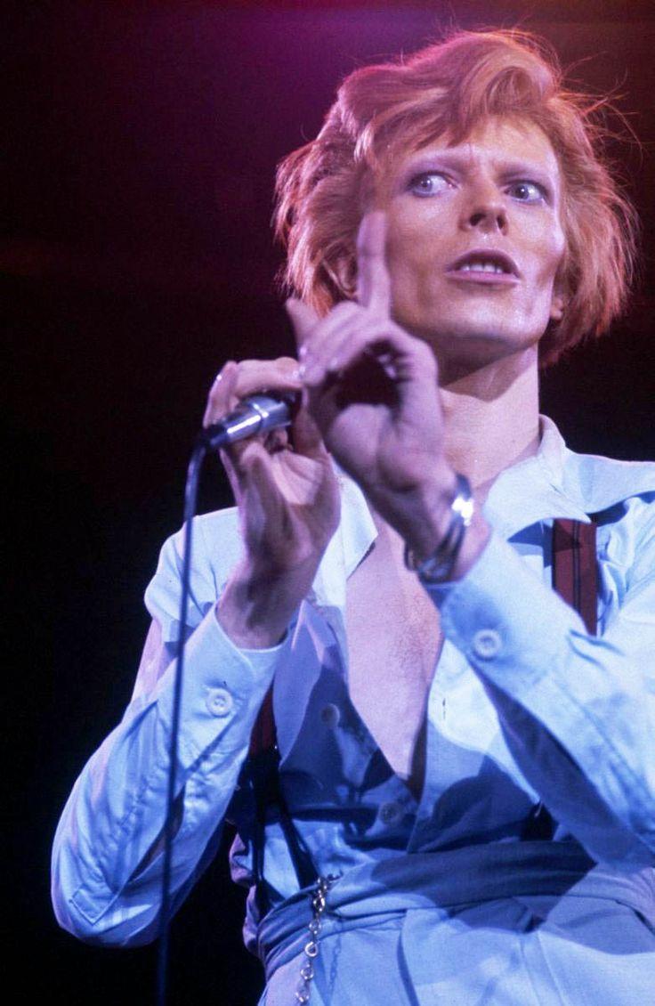 1971: Classic Rock's Classic Year | David Bowie | David ...