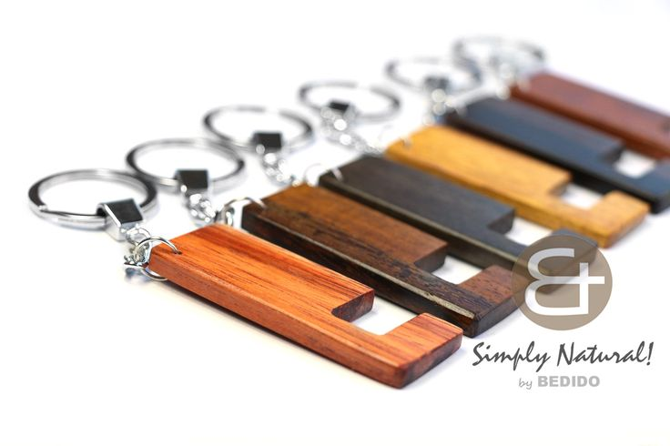 cool Smart Phone Wood Stand Keychain Iphone Android