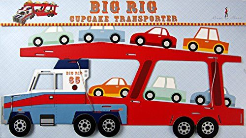 Muffinständer Auto Transporter Meri Meri | Your #1 Source for Toys and Games