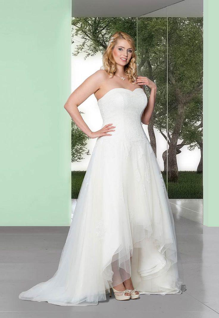 Brautkleid brautkleider creme : 15 best Plus Size Kleid kurz / 50s / Standesamt - Dein XL ...