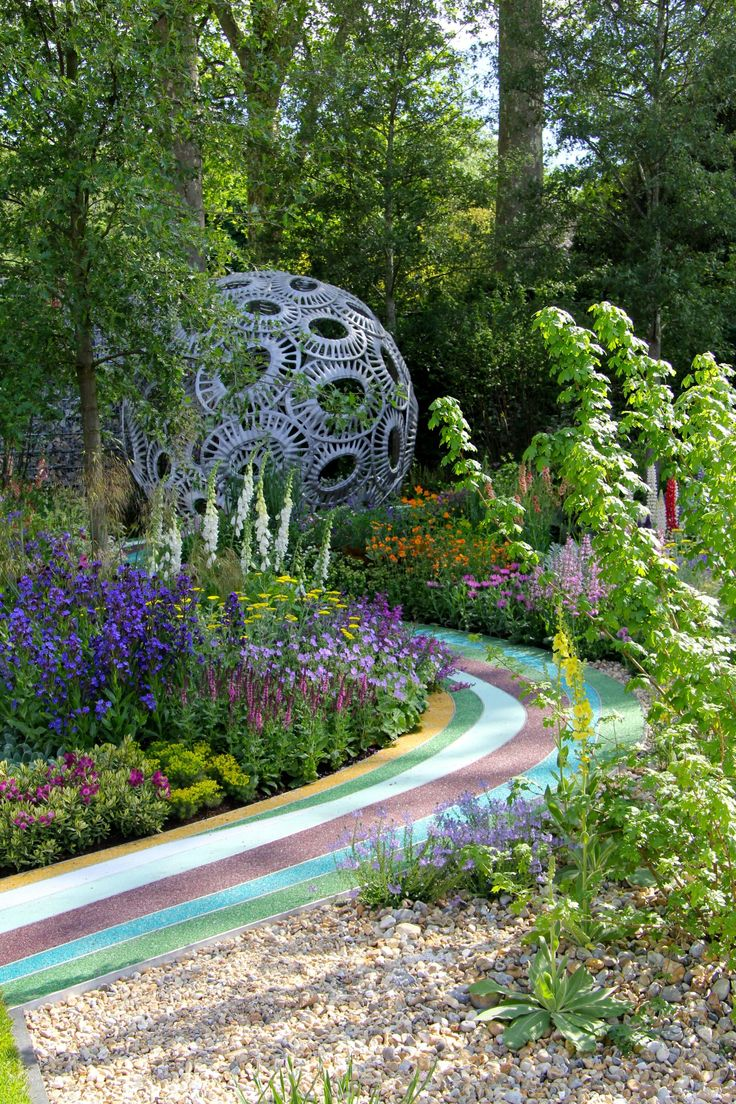 Holland park garden gallery brings in annuals from across ontario to - Every Year England S Famous Chelsea Flower Show Brings Garden Enthusiasts Together This Year S Landscapes