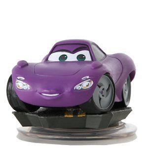 Disney Infinity Figure: Holley Shiftwell (Wave 1, Cars Play Set, Included in Play Set)