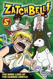 Zatch Bell Episode 93. Kiyo Takamine meets a momoto (demons from another world) boy zatch bell and set out to compete in the momoto games held every 1000 years to become their king.