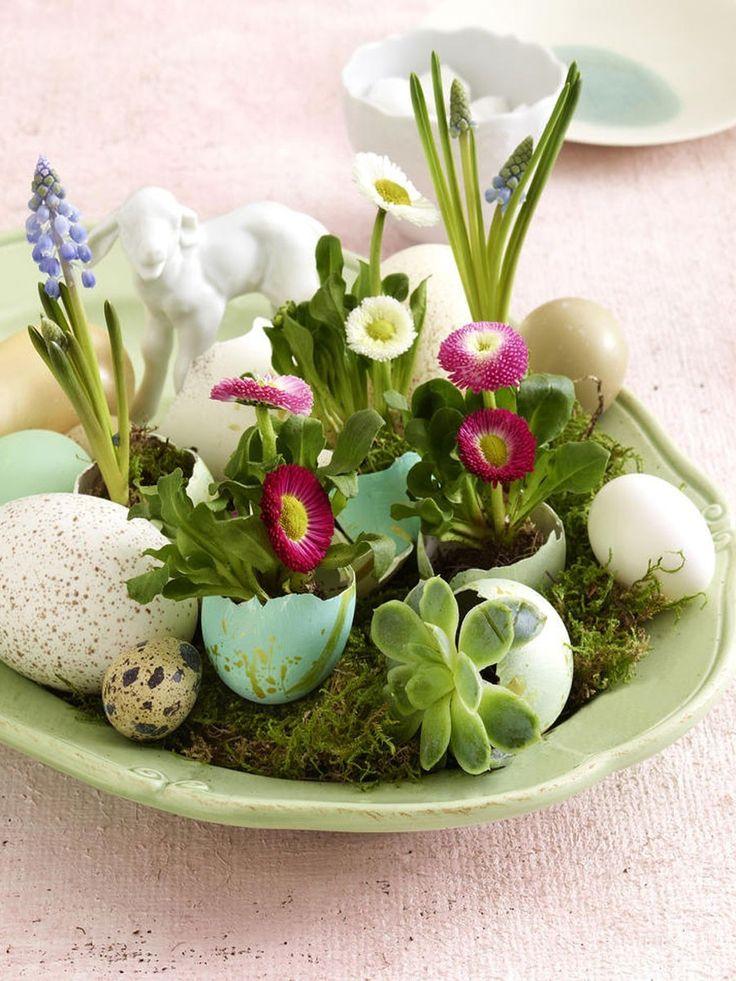 Egglings sind dieses Osterfest der absolute Trend und toll zum Verschenken oder selbst behalten. Wir haben 5 einfache DIY-Ideen zum