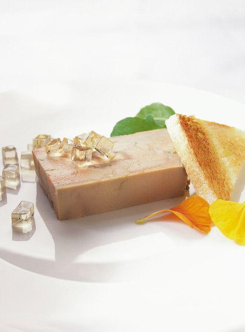 Terrine de foie gras Recettes | Ricardo