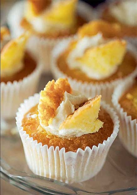 Lemon Curd Cakes Hugh Fearnley Whittingstall