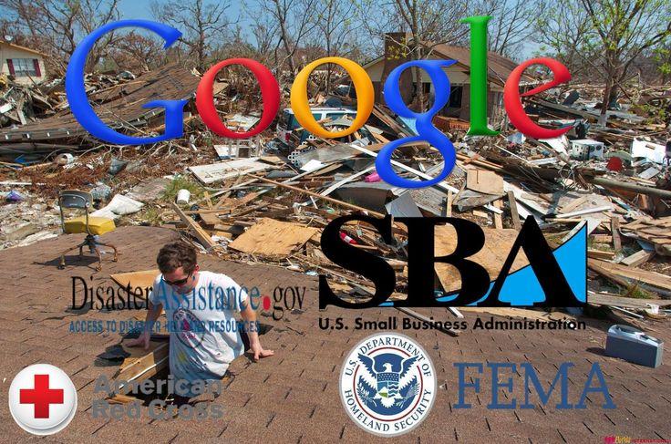 Obținerea de asistență în caz de dezastru  după un uragan