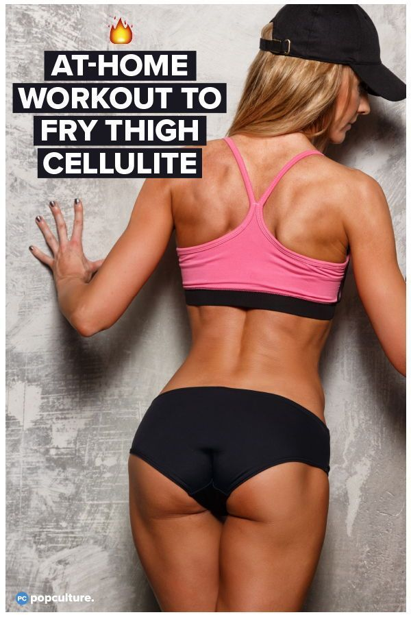 For Everyone Who Loathes Their Cellulite, This Workout Is For You – Pop Culture | Healthy Living For Women