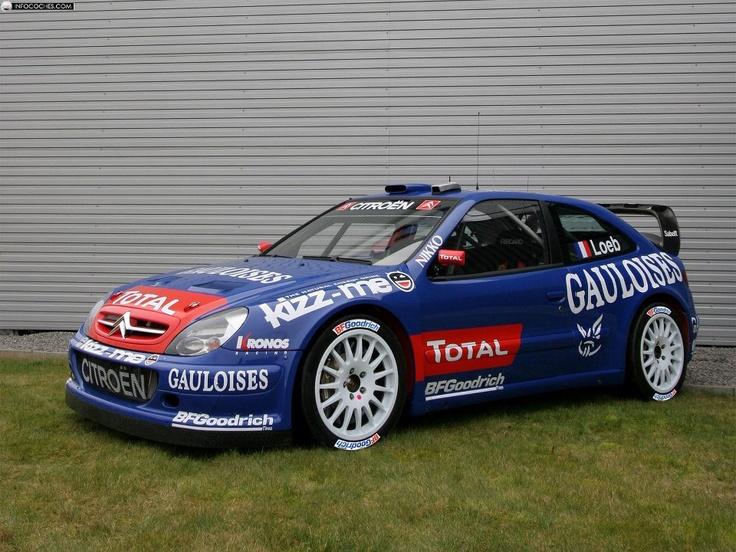 Citroen Xsara WRC - Loeb