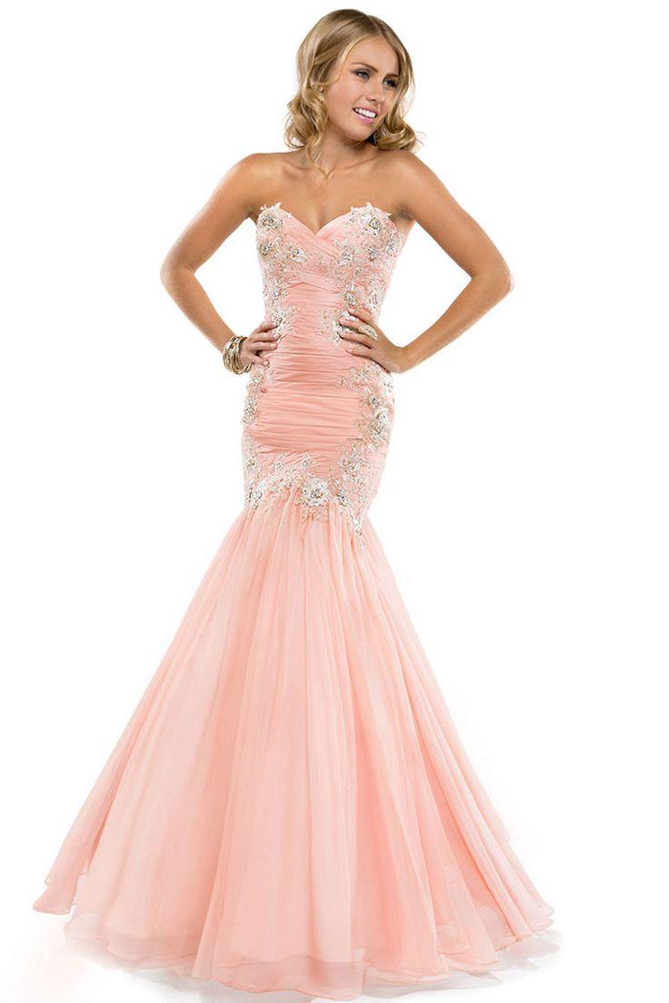 Mejores 116 imágenes de Prom Dresses en Pinterest | Vestidos de ...