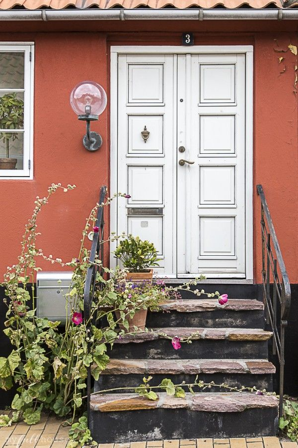 Old town Ronne, Denmark. Door inspiration ;)