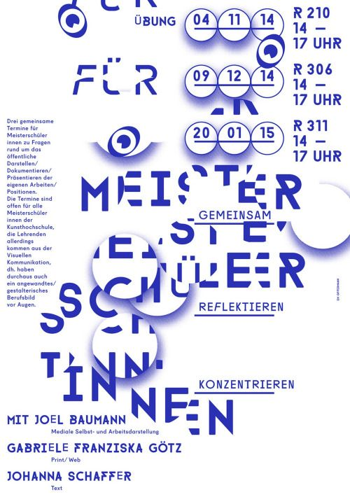 womenofgraphicdesign: Eva-Maria Offermann (Germany)Poster to...