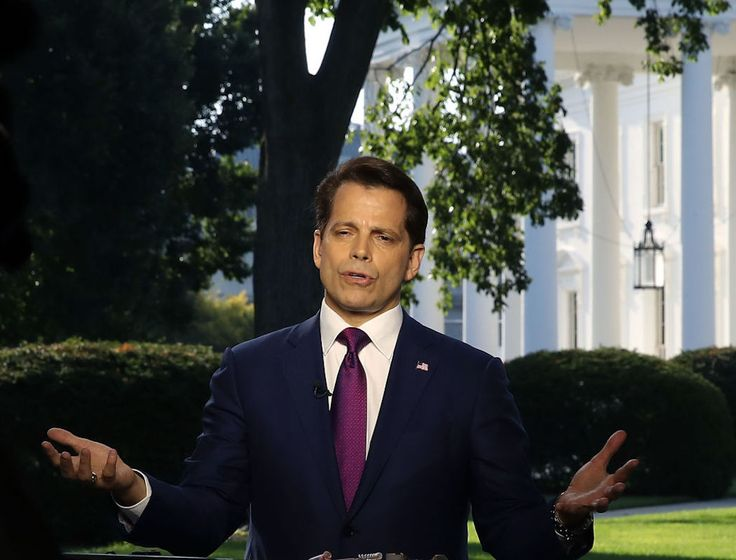 Scaramucci's New Yorker Interview Is More Than Just Gross, It May Be A Felony. At this rate there will be more felons in the Trump White House than in San Quentin.
