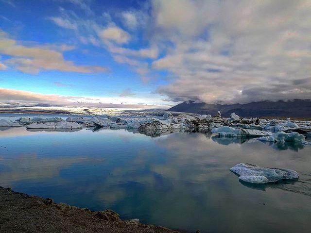 Ledovcové jezero #iceland #jokulsarlon