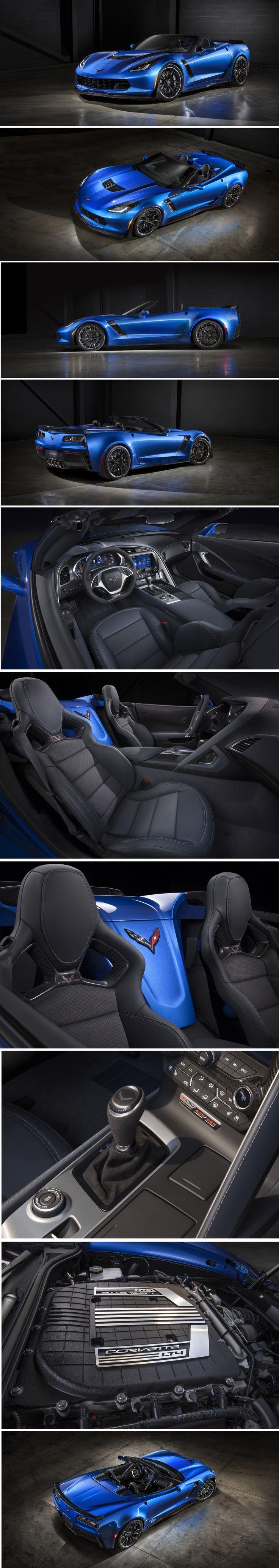 2015 Chevrolet Corvette Z06 Convertible - bucket list - love this car!