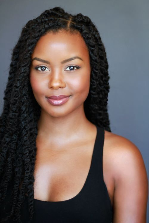 Black Hairstyles For Thin Edges 19 Best Braids For Thin Edges Images On Pinterest  Flat Twist
