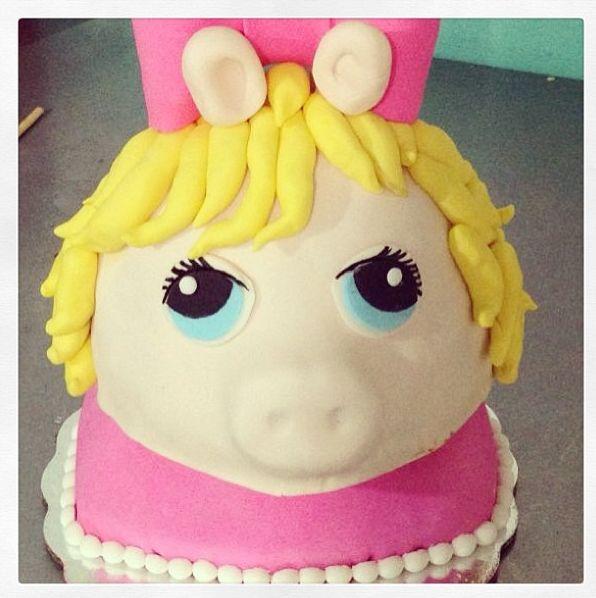 #Pastel de #Peggy #cake