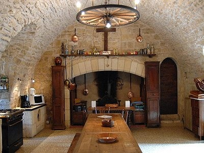 Love The Stone  This Is An Old French Home!