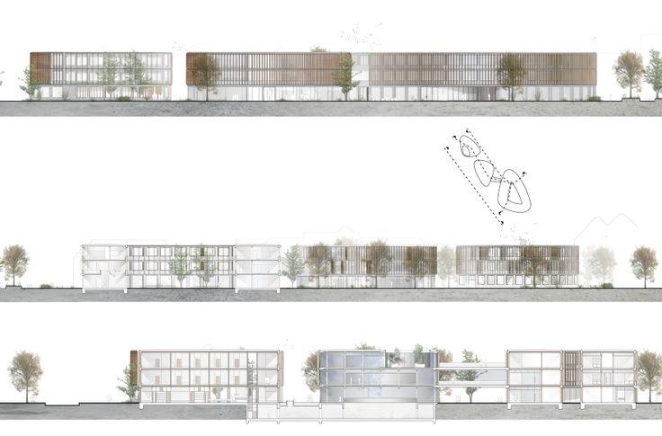 Abschlussarbeit: Open House , Franko Scheuplein, Carolin Trahorsch/ Technische Universität Berlin - Campus Masters | BauNetz.de