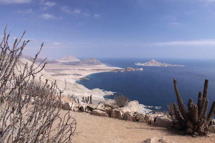 Mirador Pan de Azúcar Región de Atacama