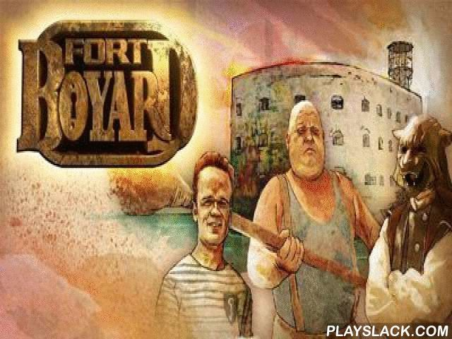 Fort Boyard  Android Game - playslack.com , Fort Boyard. Now you can not only watch, but also take part in attempts for your adeptness, intelligence and strength. accumulate a team of 6 humen and commence your route to ventures, which will finally guide you to the wealth dwelling. In the game, just like in TV show, you will have to get the devices to the wealth dwelling due to your strength, knowledge and adeptness. You will have twenty-four attempts, forty-eight problems from academician…