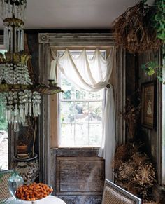 17 best ideas about rustic window treatments on pinterest coastal inspired eyelet curtains. Black Bedroom Furniture Sets. Home Design Ideas