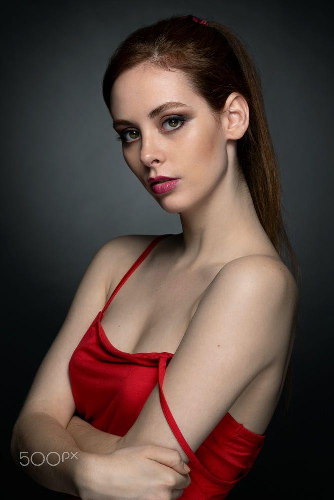 Wunderschöne Frau