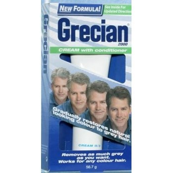 Just For Men Grecian 2000 Cream with Conditioner  £6.80 (FREE UK Delivery)