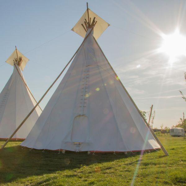 Camping het Goeie Leven in Brabant