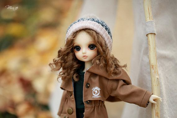 Pre-order  Miss yo Winter Coat with Hat for YoSD by MissBlythe2012