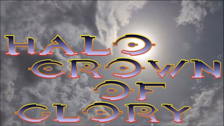 Halo Crown of Glory includes amazing sunset