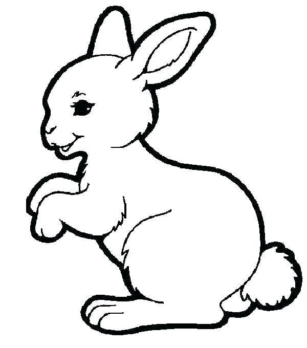 Cute Baby Bunny Coloring Pages Bunny Coloring Pages Easter Bunny Colouring Animal Coloring Pages